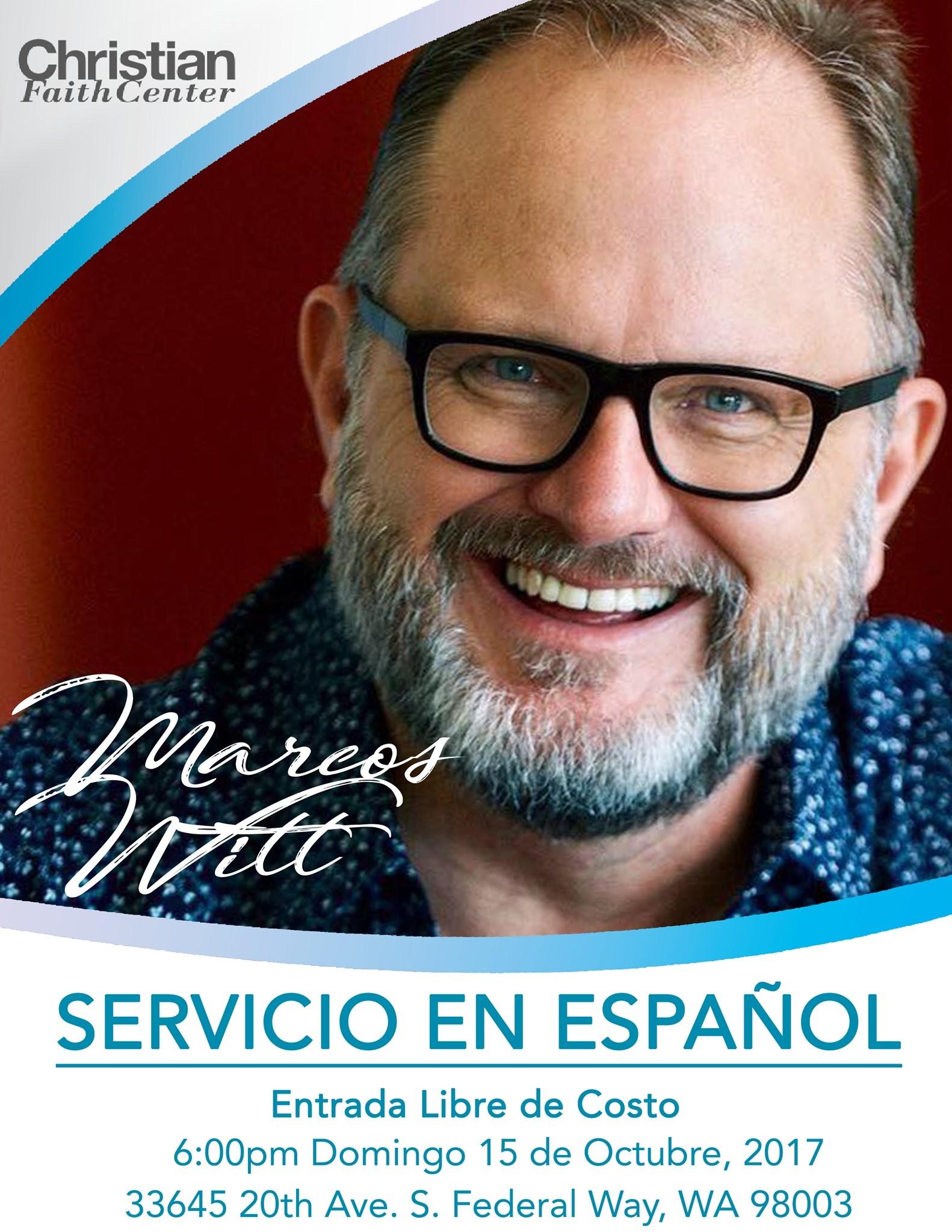 Marcos Witt - Christian Faith